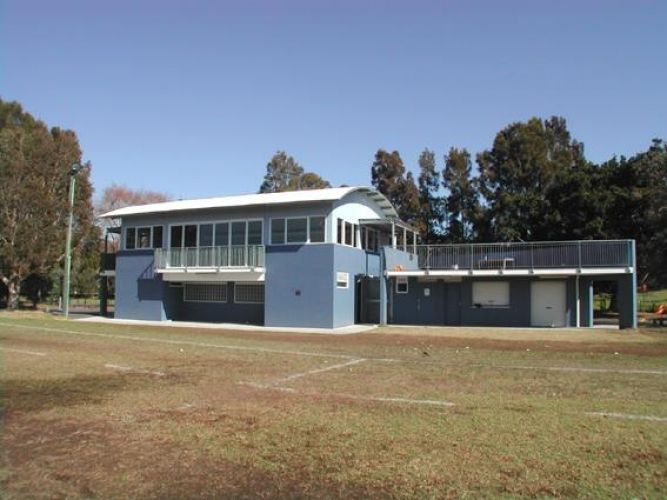 Newly built Colleagues Rugby Union clubhouse Rose Bay