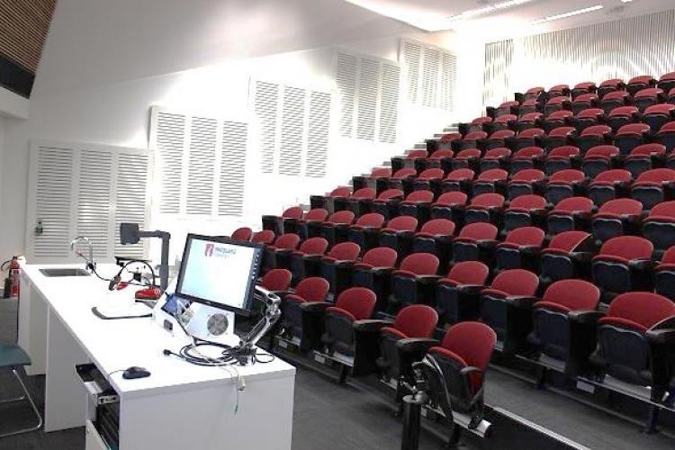 Macquarie University iLecture Theatre