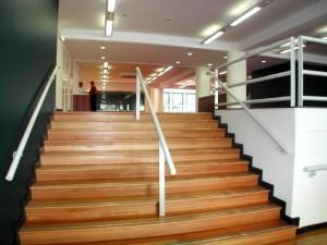 Sydney Grammar AMT Theatre Foyer Stairway