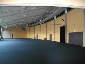 Royal Agricultural Show Southee Pavilion fitout