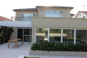Lane Cove - New House exterior