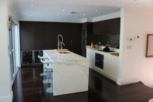 Lane Cove - New House interior