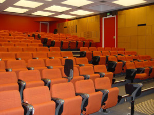 UTS newly refitted lecture theatre