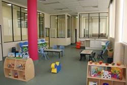 Butterflies Child Care Interior