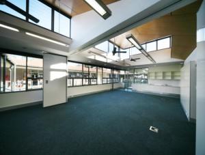Roseville College Prep Classroom area