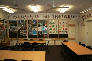 Prep School classroom refit