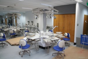 Unisyd Dental Simulation Clinic state of the art equipment