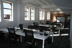 MCA Office workstations