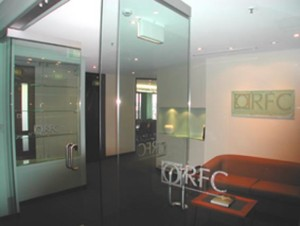 RFC fitout of office space