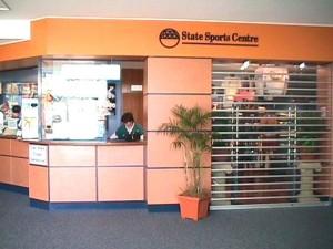 State Sport Centre sales area