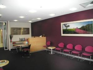 Breast Screen Penrith interior