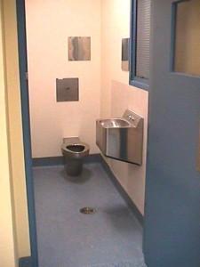 POW Correctional Health Secure Annexe Toilet