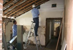 Brush Farm House Archaeological Investigation