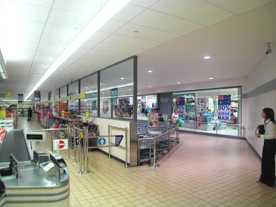 Retail Sydney Building Projects