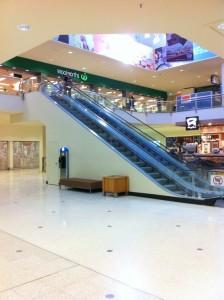 MarketPlace Leichhardt new escalators