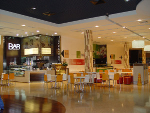 Southgate Shopping Centre Food Court upgrade