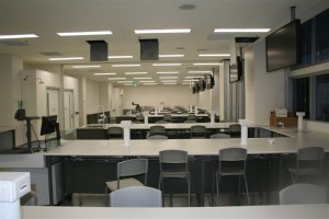UTS Lab extension and refit