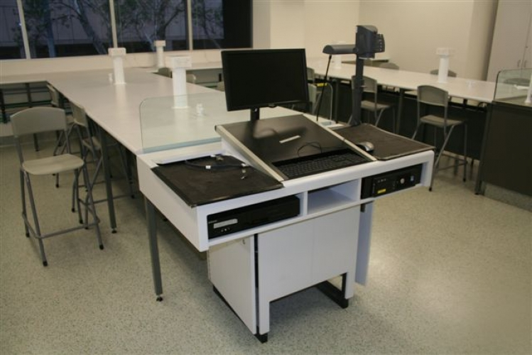UTS Lab with state-of-the-art AV systems